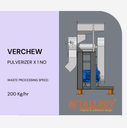 verCHEW Pulverizer
