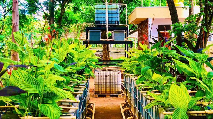 NACIN Bangalore Griha 4 green building