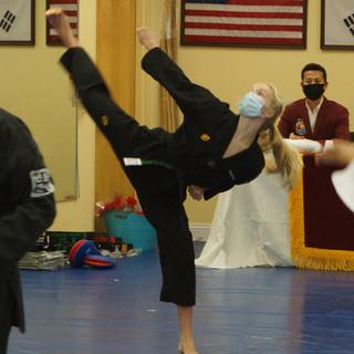 Phoebe kicking.jpg