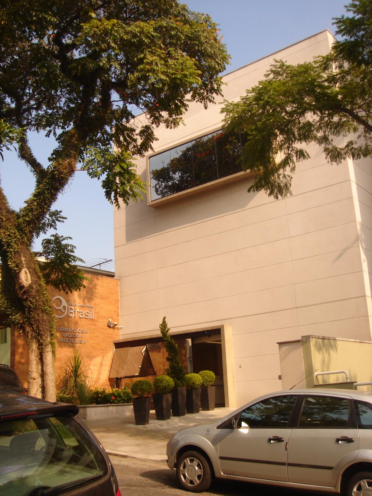 Edifício Adm. Hosp. Brasil