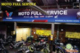 Prácticas en Moto Full Service