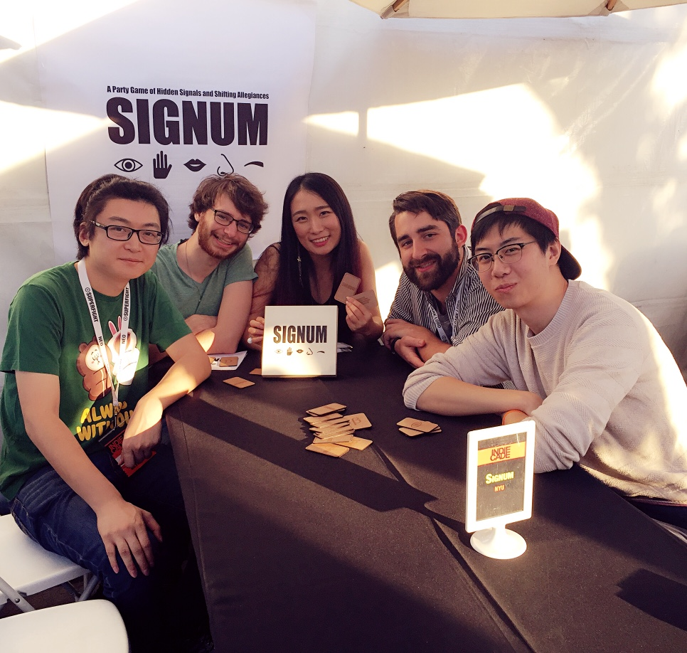 We had a ton of fun at IndieCade!