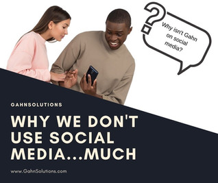 Do We Use Social Media?  Why or Why Not?