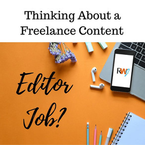 Top Freelance Editor Jobs—and What They Do