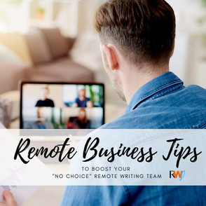How to Fortify Your Remote Writer Workforce During Economic Downtimes
