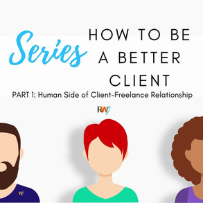 Human Side of Client-Freelance Relationship