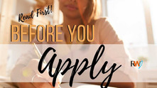 6 Things to Do Before Applying for Remote Writing Jobs