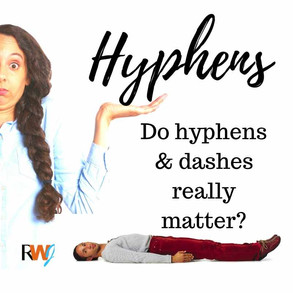 Are You Using English Hyphens Correctly?