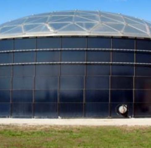 Water Catchment-Bio-Industrial Complex P