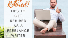 "Your Contract is Ending! Are You ""Rehirable""? Are They Worthy of You?"
