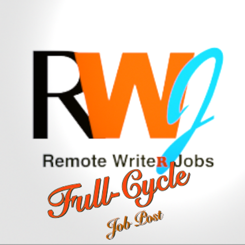 Full-Cycle Job Post