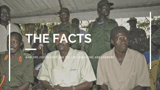 Joseph Kony and the LRA: Most Common Questions—and Answers