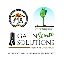 Gahn SOWI Agriculture Sustainability Pro
