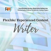 Blog Ghostwriter Job - RemoteWriterJobs.