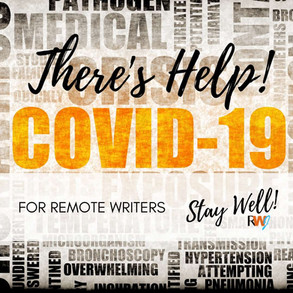 COVID-19 Emergency Resources and Hustles for Remote Writers