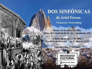 Obras Sinfónicas