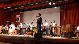 X Concierto de Percusión