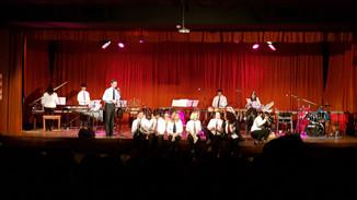 Concierto didáctico de Percusión