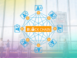 How does the Blockchain process create trust in the absence of a central database?