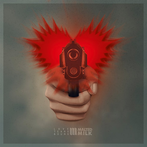 "2019 - CD ""Love Tears & Guns"""