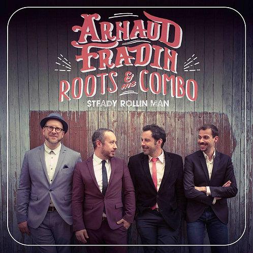 "2017 - CD ""Arnaud Fradin & His Roots Combo"""