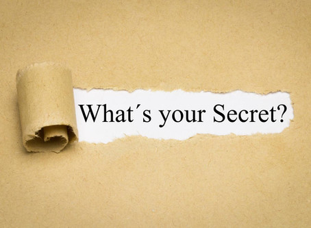 Who are you, and what's your secret?