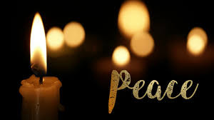 Advent Two:  Peace is a Ribbon