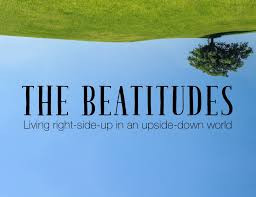 For All the Saints: The Beatitudes.