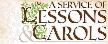 Christmas Eve/Day Service of Lessons & Carols:              Christ is Born!