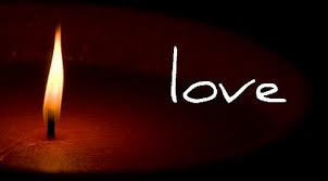 Advent Four:  Love is a Flame.