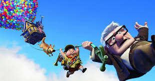 Up! Up and Away!