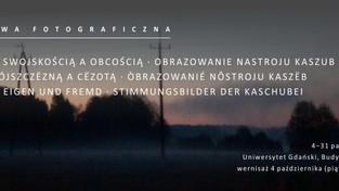 Wystawa fotograficzna i debata Pomiędzy swojskością a obcością - Kampus Oliwa, 1-31 października