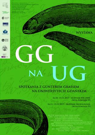 Spotkania z Günterem Grassem na Uniwersytecie Gdańskim! Zapraszamy!