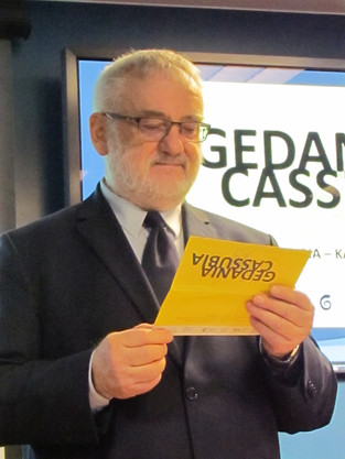 Konferencja Gedania Cassubia - kaszubskość Gdańska. 17 listopada 2017 r.