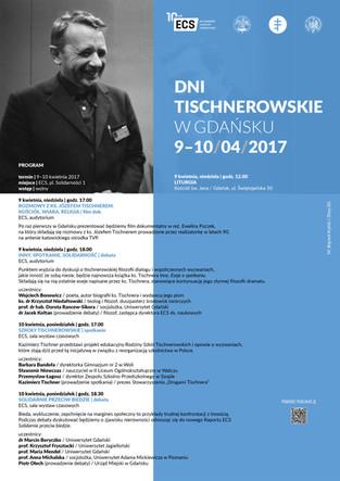 Dni Tischnerowskie w Gdańsku 9-10/04/2017