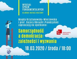 Trzecie spotkanie Wydziału Spraw Fundamentalnych. Rozmowa Magdy Krzyżanowskiej-Mierzewskiej i Cezare