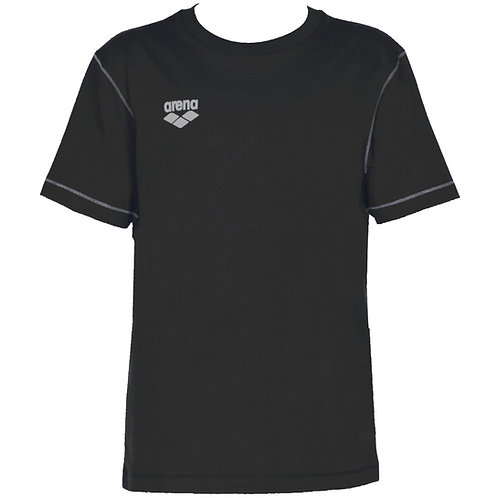 1D341 SS T-Shirt with Club Logo