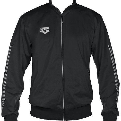 1D347 Hooded Zip-Through Jacket with Club Logo