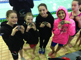 Success at Age Group Counties: 12 individual top 8s, 84 PBs, 3 Gold, 2 Silver and 3 Bronze medals