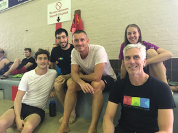 Masters Success at County Champs