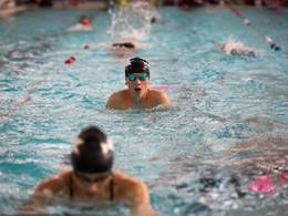 Half-term clinic: get into competitive swimming