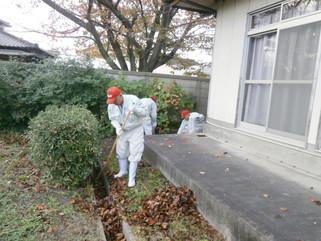 苅田港清掃ボランティアに参加しました。