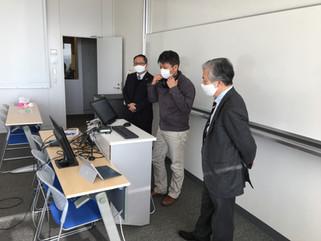 西日本工業大学で寄附講座を実施いたしました。