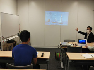 西日本工業大学で説明会を開催致しました
