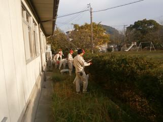 苅田町「環境美化の日」に清掃活動を実施しました。