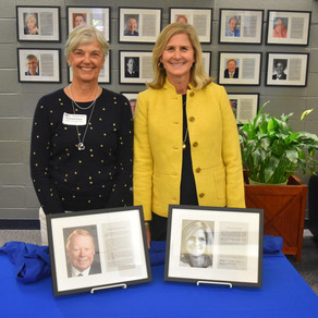 2018 Distinguished Alumni Honored
