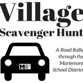 Join Us for the Village Scavenger Hunt