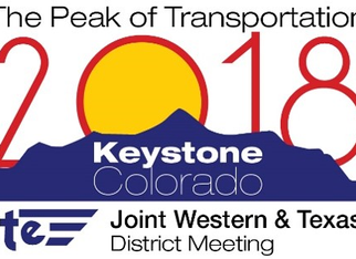 2018 Western District/TexITE Meeting at Keystone, CO