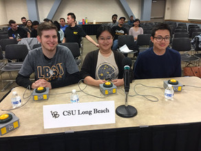 CSULB Captures the 2018 Student Traffic Bowl Victory