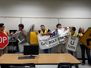 Student Chapter Highlight - ITE Cal Poly Pomona